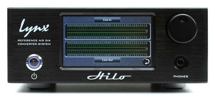 Lynx Hilo with Thunderbolt - Black image 1