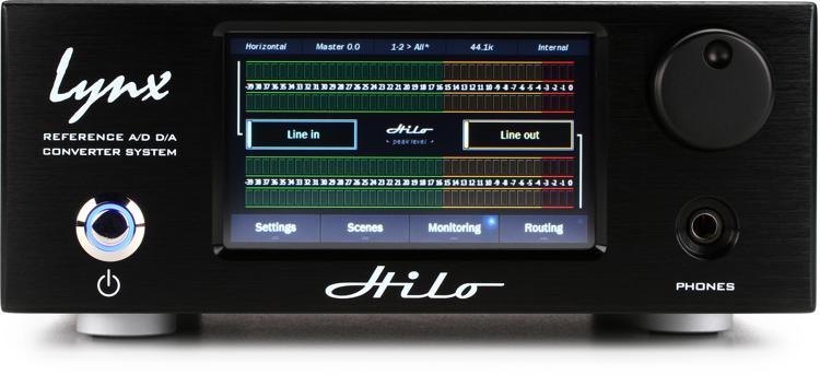 Lynx Hilo with USB - Black image 1