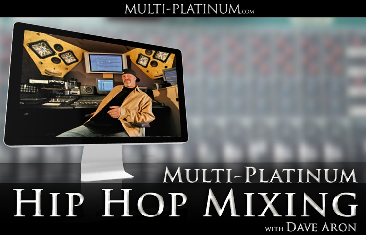 Multi Platinum Hip Hop Mixing Interactive Course image 1