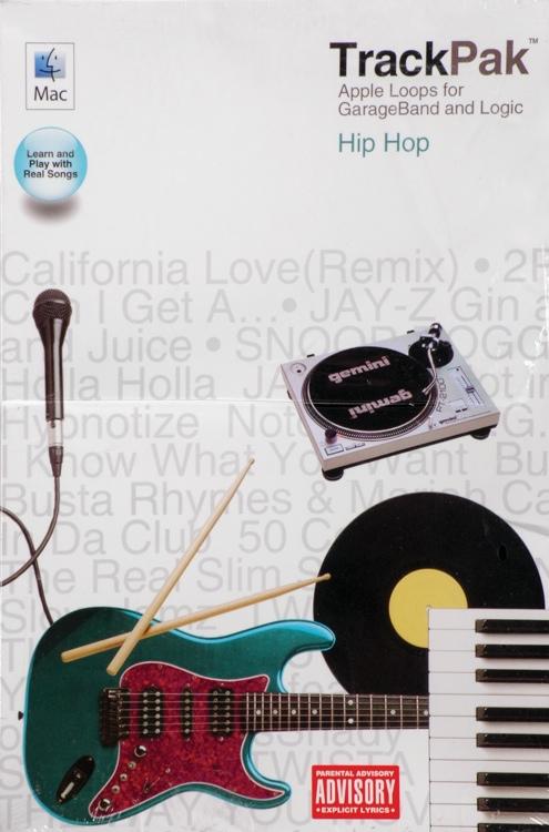 Hal Leonard Hip-Hop TrackPak image 1