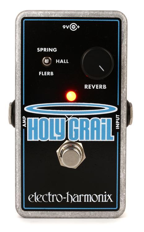 Electro-Harmonix Holy Grail Nano Reverb Pedal image 1