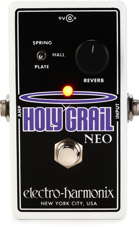 Electro-Harmonix Holy Grail Neo Reverb Pedal image 1