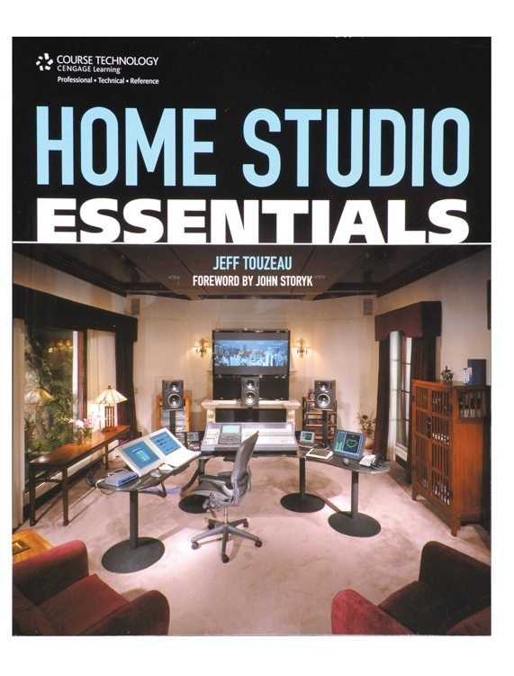 Thomson Course Technology Home Studio Essentials image 1