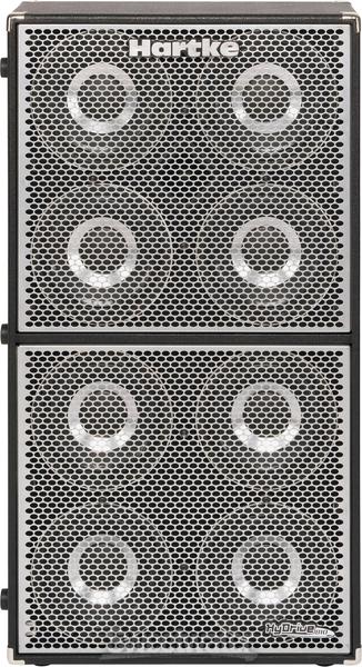Hartke HyDrive HX810 2000 Watt Bass Cabinet - 8x10