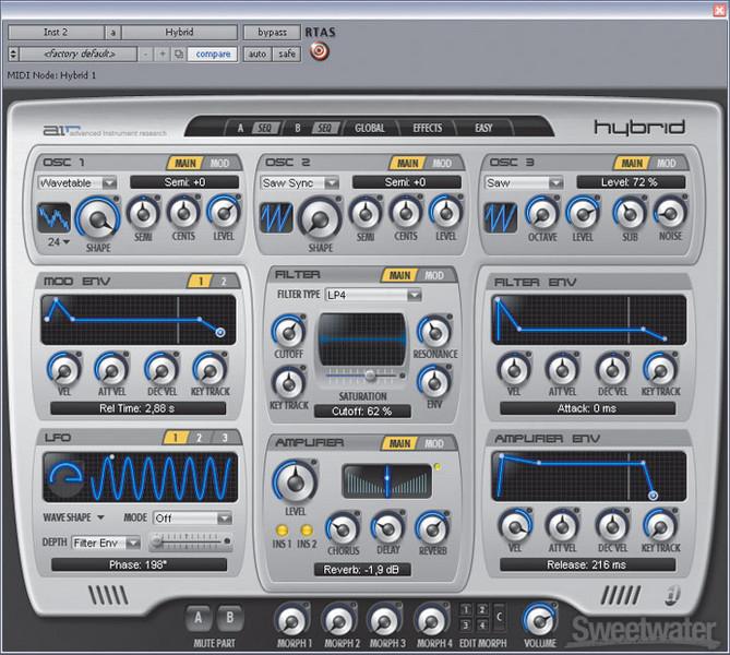 AIR Hybrid 1.6 image 1