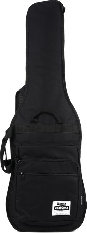 Ibanez IBBMIKRO Bass Gig Bag - Black image 1
