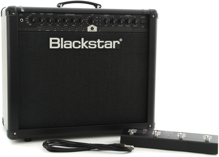 Blackstar ID:60TVP - 60W 1x12\' Combo with IDFS10 Footswitch image 1