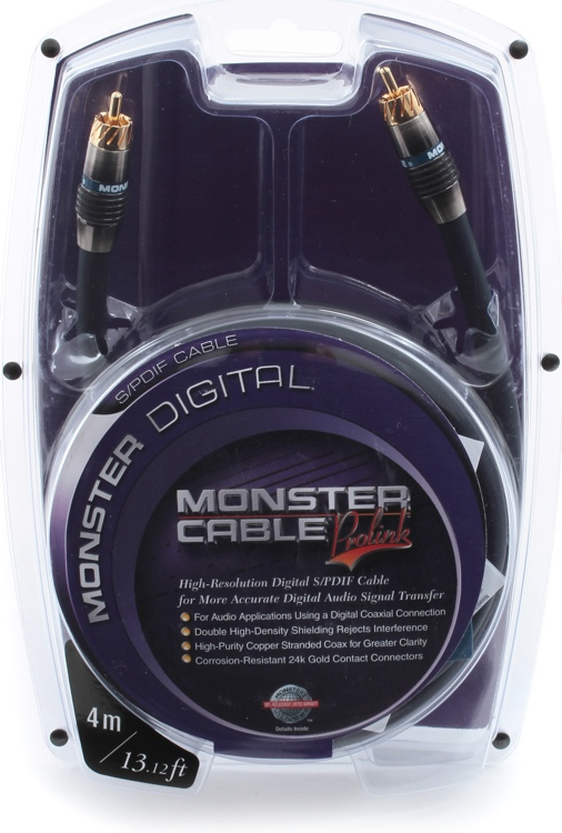 Monster IDL1004M - 4 Meter image 1