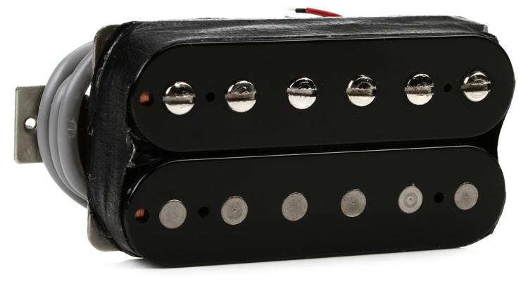 Gibson Accessories 500T Super Ceramic Pickup - Double Black, Bridge, 4-Conductor image 1