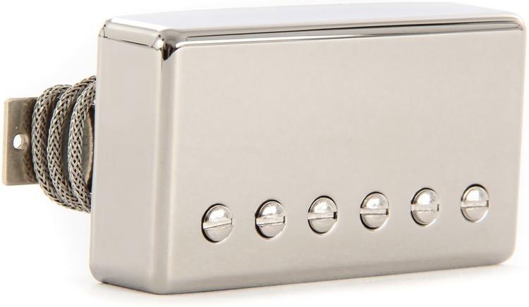 Gibson Accessories Burstbucker Type 2 Pickup - Nickel, Neck or Bridge, 2-Conductor image 1