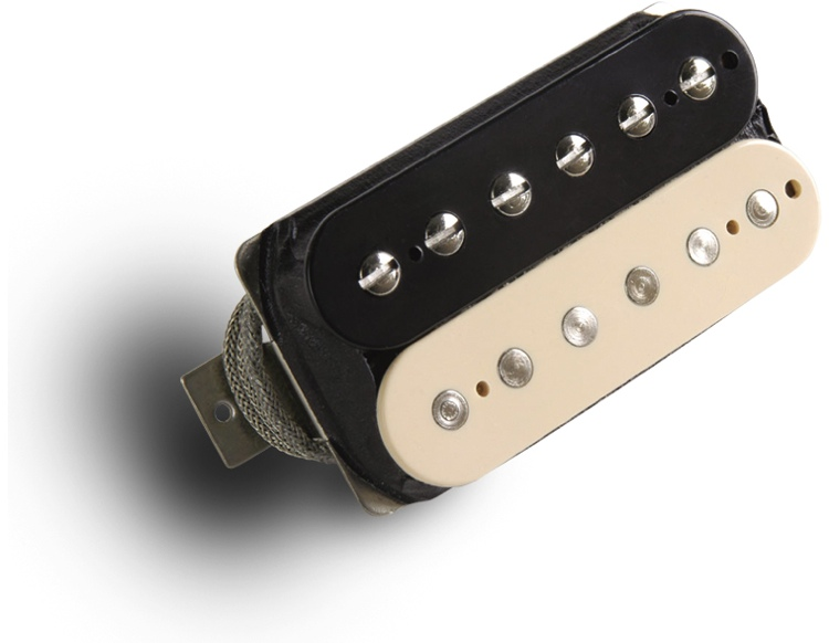 Gibson Accessories Burstbucker Type 2 Pickup - Zebra, Neck or Bridge, 2-Conductor image 1
