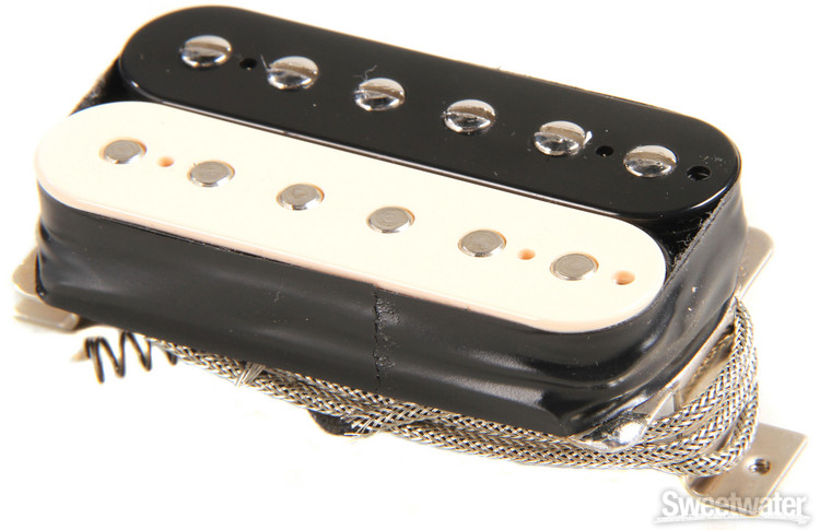 Gibson Accessories Burstbucker Type 3 Pickup - Zebra, Neck or Bridge, 2-Conductor image 1