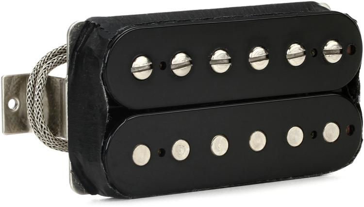 Gibson Accessories \'57 Classic Pickup - Double Black, Neck or Bridge, 2-Conductor image 1
