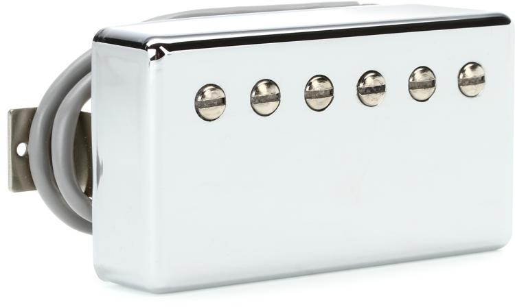 Gibson Accessories 490R Modern Classic Pickup - Neck, Chrome image 1