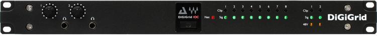 DiGiGrid IOC - Control Room I/O image 1