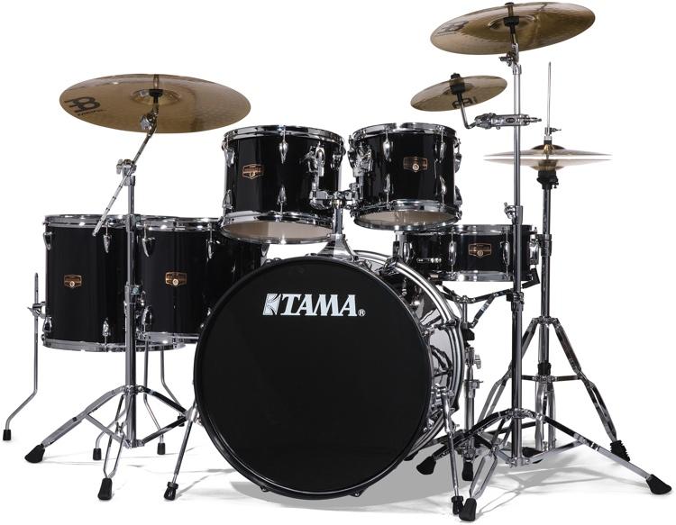 black tama drum set - photo #15