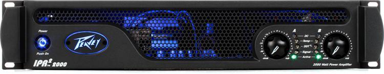 Peavey IPR2 2000 Power Amplifier image 1
