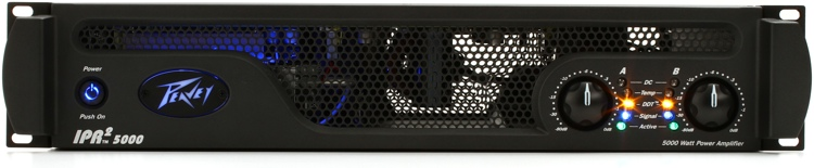 Peavey IPR2 5000 Power Amplifier image 1
