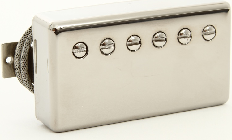 Gibson Accessories \'57 Classic Pickup - Nickel, Neck or Bridge, Quick Connect image 1