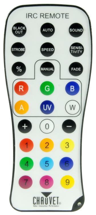 Chauvet DJ IRC-6 Infrared Remote Control image 1