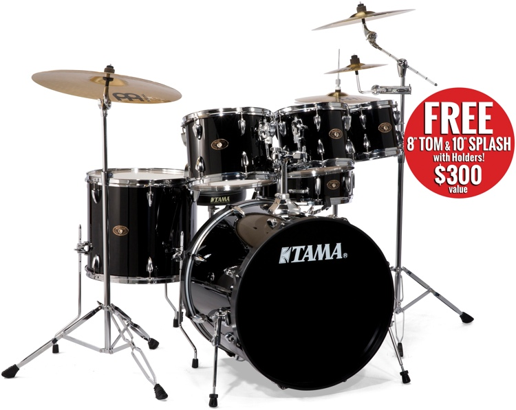 Tama Imperialstar 5 Pc - Black, 22