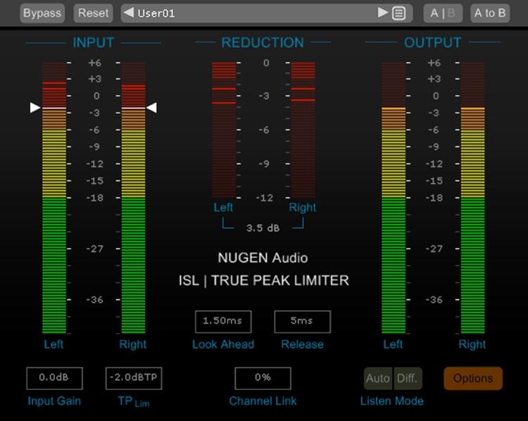 NUGEN Audio ISL 2 Plug-in image 1