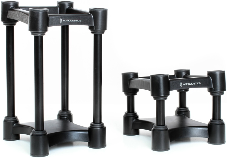 IsoAcoustics ISO-L8R130 Small Acoustic Isolation Stands (pair) image 1