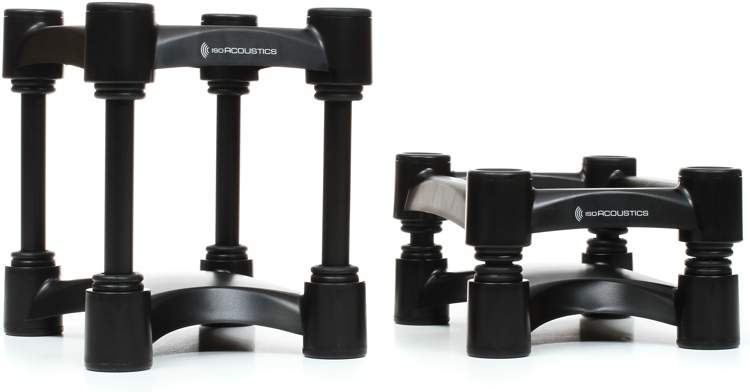 IsoAcoustics ISO-L8R200 Large Acoustic Isolation Stands (pair) image 1