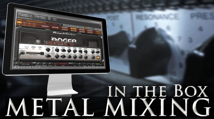 Multi Platinum Nashville Metal In-the-Box Mixing Interactive Course image 1