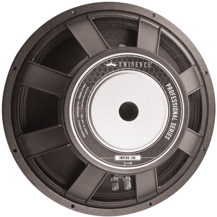 Eminence Impero 18A Professional Series 18