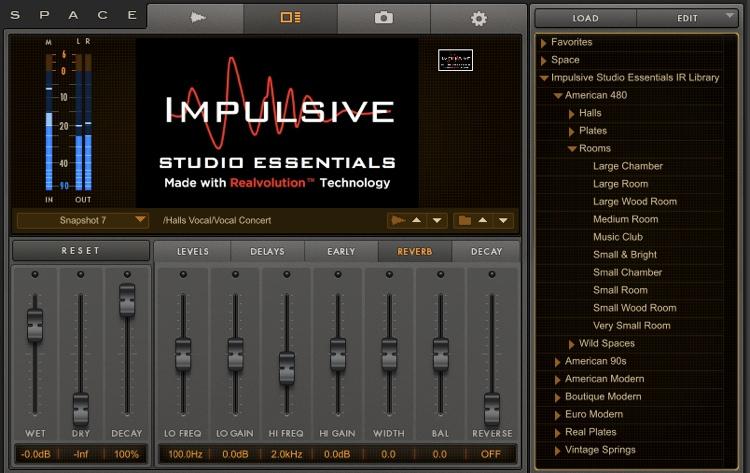 Timbral Research Impulsive Studio Essentials image 1