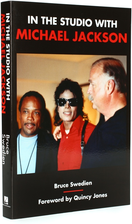 Hal Leonard In The Studio with Michael Jackson image 1