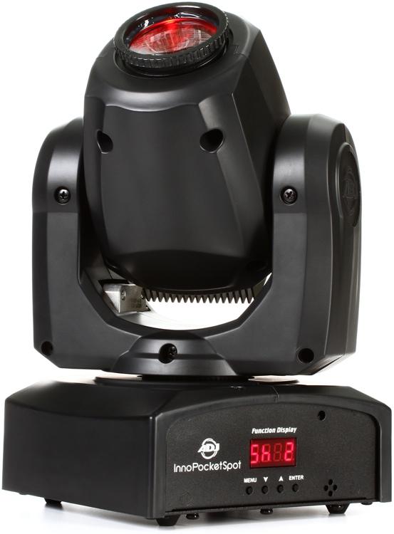ADJ Inno Pocket Spot 12W LED Moving-Head Spot image 1