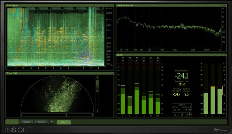 iZotope Insight Essential Metering Suite image 1