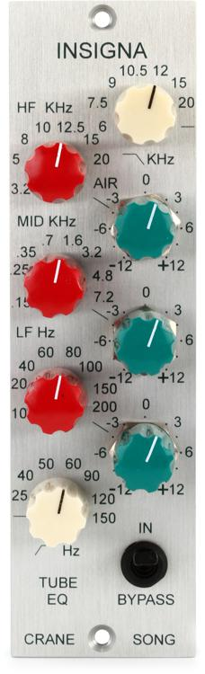 Crane Song Insigna 500 Series Tube Equalizer image 1
