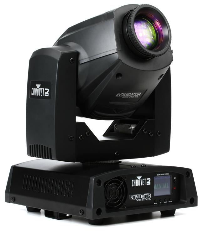 Chauvet DJ Intimidator Spot 255 IRC 60W LED Moving-Head Spot image 1