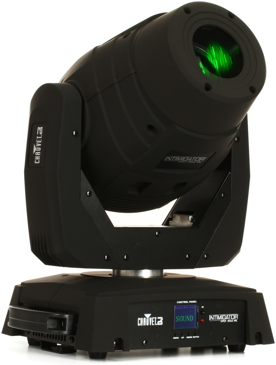 Chauvet DJ Intimidator Spot 355Z IRC 90W LED Moving-head Spot image 1