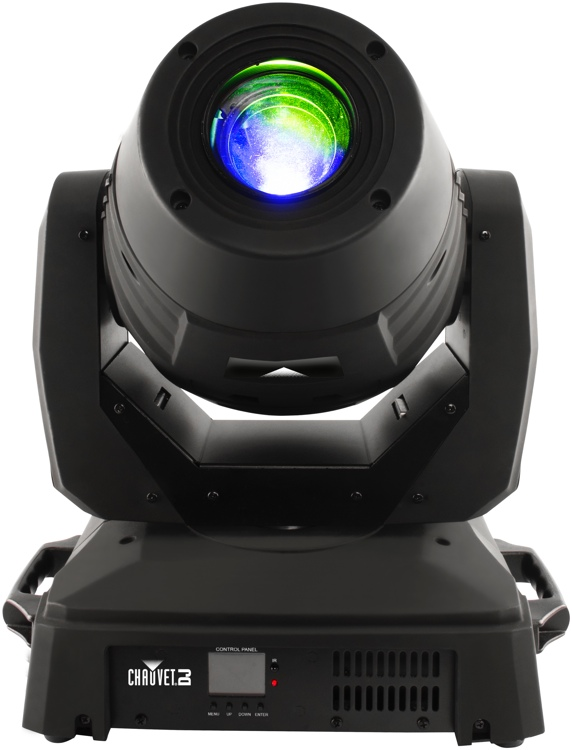 Chauvet DJ Intimidator Spot 455Z IRC 180W LED Moving-head Zoom Spot image 1