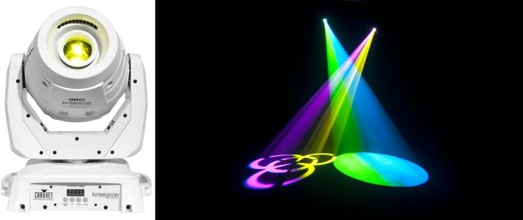 Chauvet DJ Intimidator Spot LED 350 - White image 1