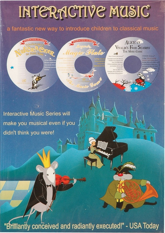 Music Games International Complete Interactive Classics Game Series image 1