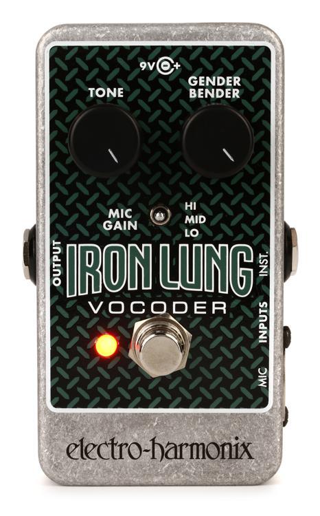 Electro-Harmonix Iron Lung Vocoder image 1