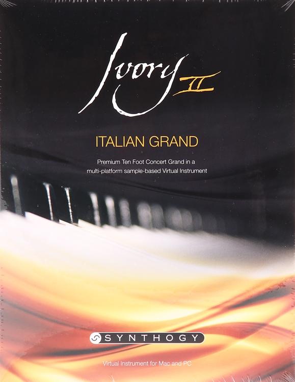 Synthogy Ivory II Italian Grand (boxed) image 1