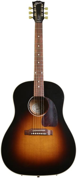 Gibson Acoustic J-45 Min-ETune - Vintage Sunburst image 1