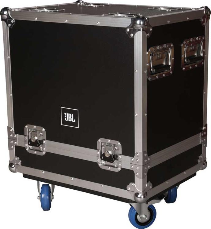 JBL Bags JBL-FLIGHT-VRX932-LAP - Flight Case; Holds 2X VRX932-LAP image 1