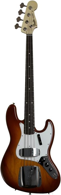 Fender Custom Shop \'64 Jazz Bass Special NOS - Aged Natural image 1