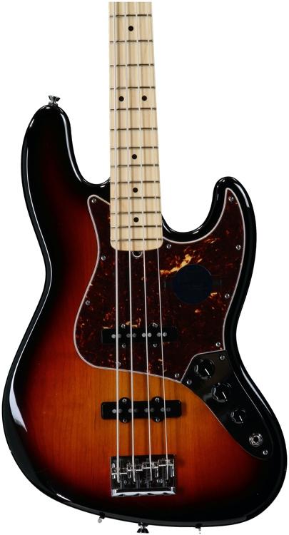 Fender American Standard Jazz Bass - 3-color Sunburst, Maple Fingerboard image 1
