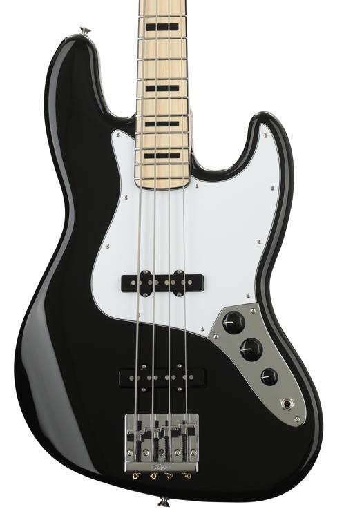 Fender Geddy Lee Jazz Bass - Black image 1