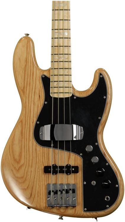 Fender Marcus Miller Jazz Bass - Natural image 1