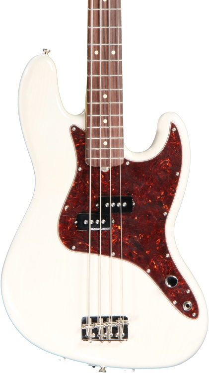 Fender Mark Hoppus Jazz Bass - White Blonde image 1