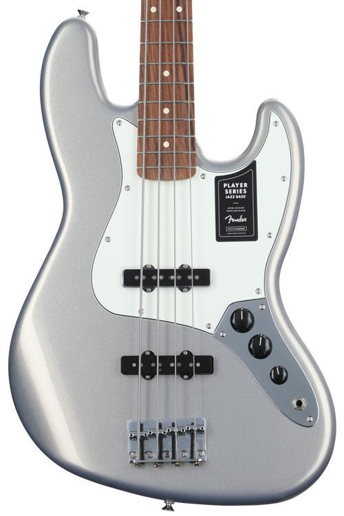1Pc Electric Guitar Bass Silver Input//Output Activel Long Threaded Jack SockNZ8